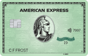 The New American Express® Green Card