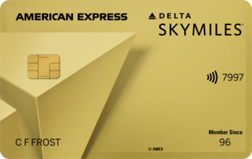 The Delta SkyMiles® Gold American Express Card