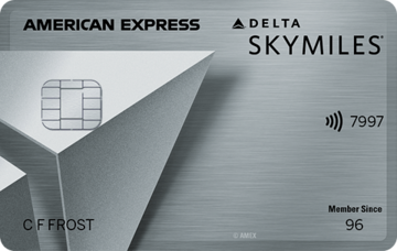 The Delta SkyMiles® Platinum American Express Card