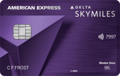 The Delta SkyMiles® Reserve American Express Card