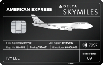 The New Delta SkyMiles® Reserve American Express Card