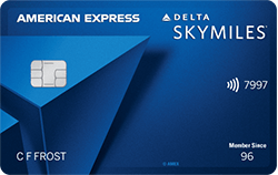 Blue Delta SkyMiles<sup>&reg;</sup> Credit Card