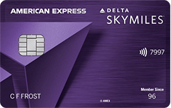 Delta Reserve<sup>&reg;</sup> Credit Card from American Express