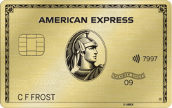 The American Express<sup>&reg;</sup> Gold Card