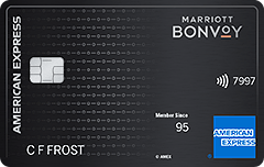 Marriott Bonvoy Brilliant<sup>&trade;</sup> American Express<sup>&reg;</sup> Card