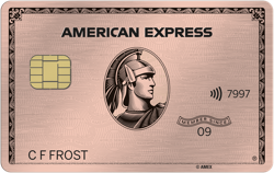 The American Express<sup>&reg;</sup> Gold Card: Limited Edition Rose Gold