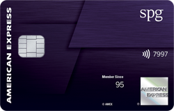 Starwood Preferred Guest<sup>&reg;</sup> American Express Luxury Card