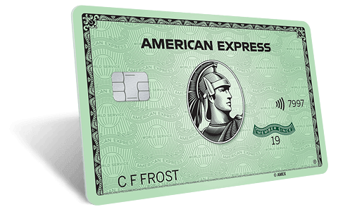 American Express<sup>&reg;</sup> Green Card