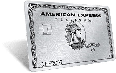 Platinum Card<sup>&reg;</sup> from American Express